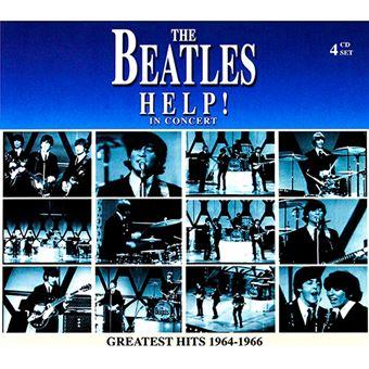 Box Set The Beatles Greatest Hits 1964-1966 - 4 CDs