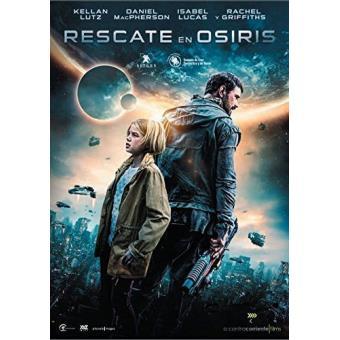Rescate en Osiris - DVD
