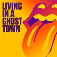Living In a Ghost Town - Vinilo naranja