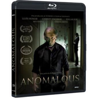 Anomalous - Blu-Ray