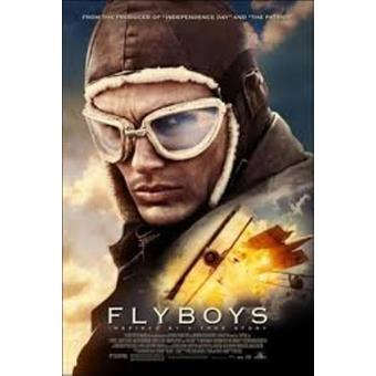 Flyboy´s: Héroes del aire - DVD