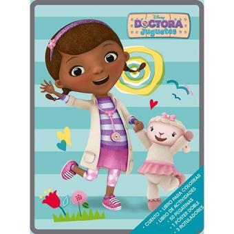 Doctora juguetes: Caja metálica