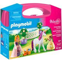 Playmobil Maletín grande Princesas y unicornio