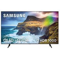TV QLED 75'' Samsung QE75Q70R IA 4K UHD HDR Smart TV