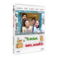 Una casa, la familia y un milagro - DVD