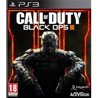 Call Of Duty Black Ops Iii Ps3 Para Los Mejores Videojuegos Fnac