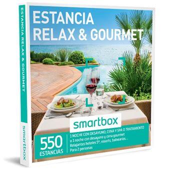 Caja Regalo Smartbox - Estancia relax y gourmet