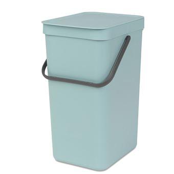 Cubo de basura Brabantia Sort & Go 16 L Mint