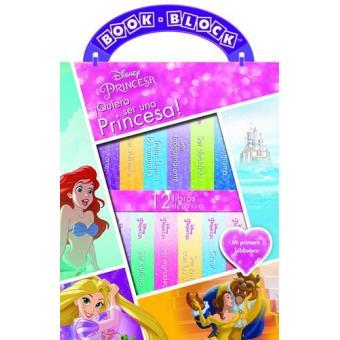 Princesas Disney - Quiero ser una princesa