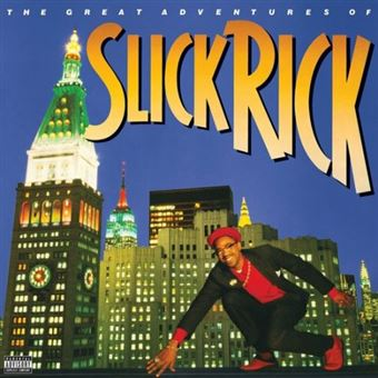 The Great Adventures of Slick Rick - Vinilo