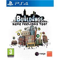 Buildings Have Feelings Too! - PS4