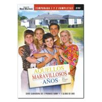 Aquellos maravillosos años - Temporadas 1 y 2 - DVD