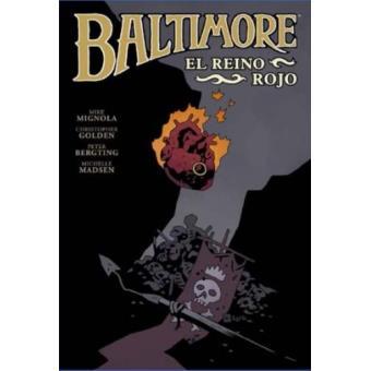 Baltimore 8 El reino rojo