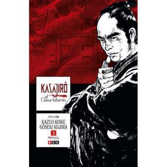 Kasajiro. El clava tatamis 1
