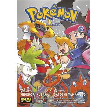 Pokemon 23. Platino 2
