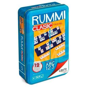 Juego Rummi Classic Travel