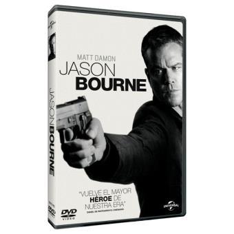 BourneJason Bourne - DVD