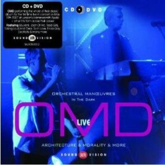 Omd Live + DVD