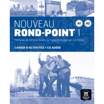 Nouveau round point a1 a2 exercises + CD