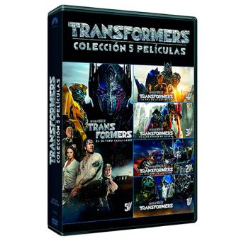 Pack Transformers - DVD