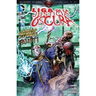 Liga de la Justicia Oscura 4. Nuevo Universo DC