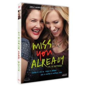 Miss You Already (YA TE EXTRAÑO) - DVD