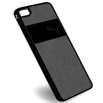 Puma Carcasa 7069 Negra para iPhone 5