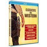 Pack Clásicos del Western - Blu-ray