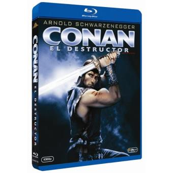 Conan, el destructor - Blu-Ray