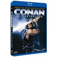 Conan, el destructor - Blu-Ray