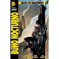 Antes de Watchmen: Búho Nocturno núm. 01. Grapa