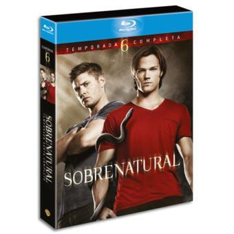 SobrenaturalSobrenatural - Temporada 6 - Blu-Ray