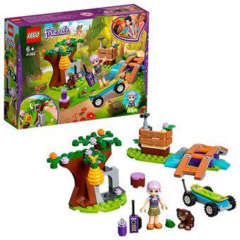 LEGO Friends 41363 Aventura en el Bosque de Mia