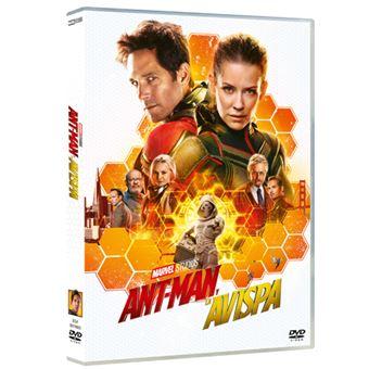 Ant-Man y la Avispa - DVD