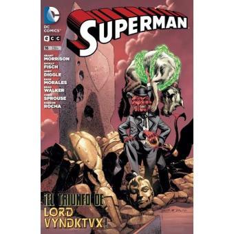 Superman 16. ¡El triunfo de Lord Vynddktvx!. Nuevo Universo DC
