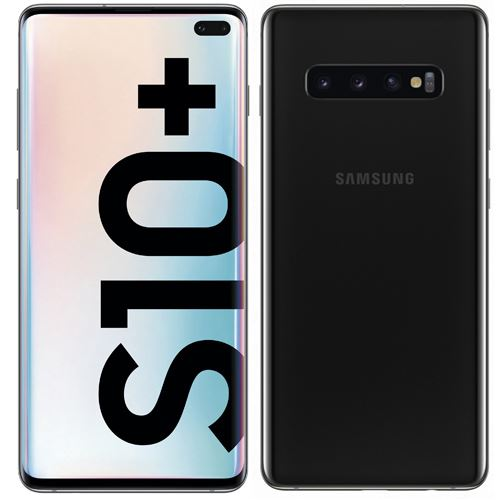 "Samsung Galaxy S10+ 6,4"" 128GB Negro"