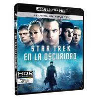 Star Trek: En la oscuridad - UHD + Blu-Ray