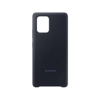 Funda de silicona Samsung Negro para Galaxy S10 Lite