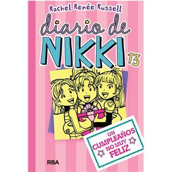 Diario de Nikki #13. Un cumpleaños no muy feliz