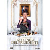 La cocinera del presidente - DVD