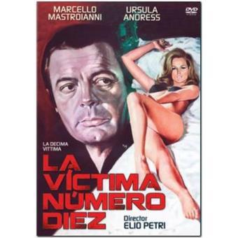 La víctima número diez - DVD