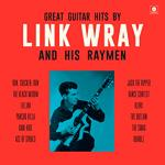 Lp-great guitar hits by link wray a
