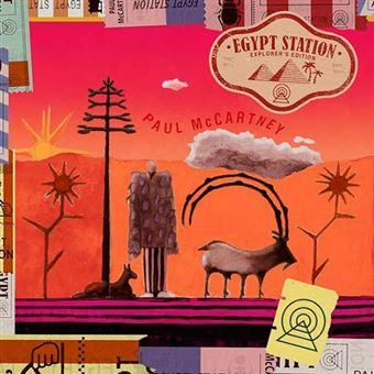 Egypt Station - 3 vinilos - Ed deluxe