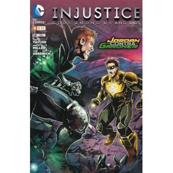 Injustice: Gods among us núm. 24