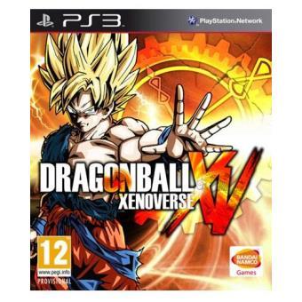 Dragonball Xenoverse Essentials PS3