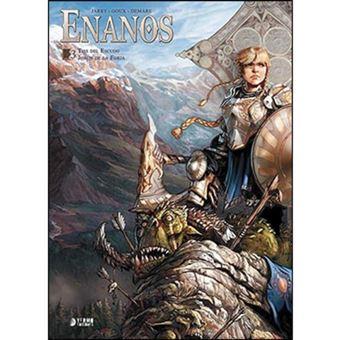 Enanos - Integral 3 Tiss del Escudo + Jorun de la Forja