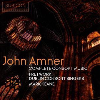 Amner - Complete Consort Music