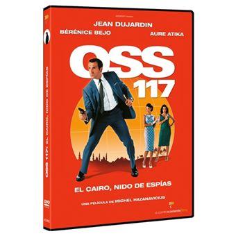 OSS 117: El Cairo, nido de espías - DVD