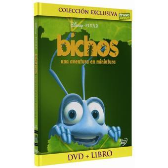 Bichos, una aventura en miniatura - Exclusiva Fnac - DVD + Libreto