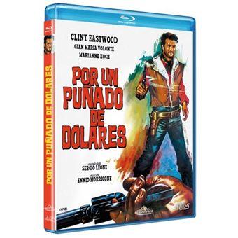 Por un puñado de dólares - Blu-Ray